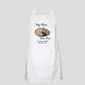 PIECE OF PIE? - MY PIE! Apron