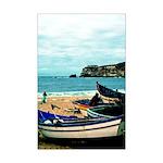 Portugal Algarve Cliffs Mini Poster Print