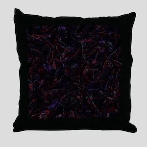VELVET_F Throw Pillow