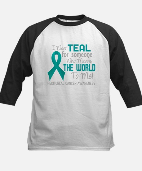 - Peritoneal Cancer Means World To Me 2D Baseball