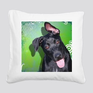 Baxter Square Canvas Pillow
