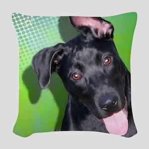 Baxter Woven Throw Pillow