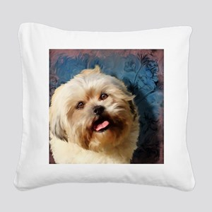 Chloe Square Canvas Pillow