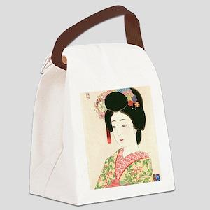 Choko Kamoshita Maiko-iPad 2-Case Canvas Lunch Bag