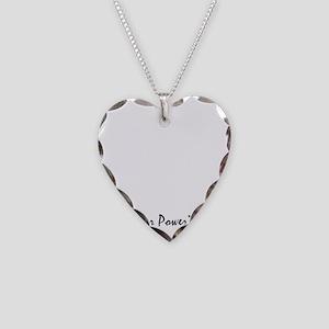 bullriding1 Necklace Heart Charm