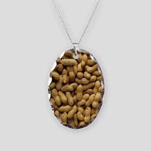 NUTS_03 Necklace Oval Charm