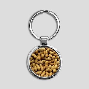 NUTS_03 Round Keychain