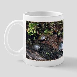 Eastern Painted Turtles Mug