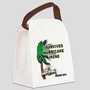Man Palms-Irene Canvas Lunch Bag