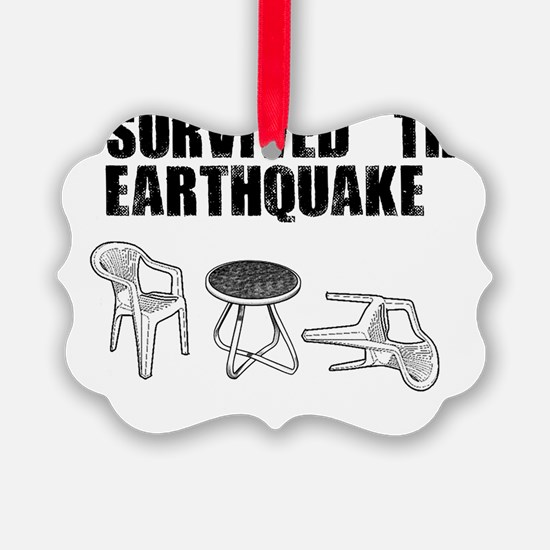 quake Ornament