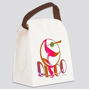 Disco Martini Canvas Lunch Bag