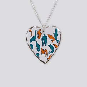 ff034 Necklace Heart Charm