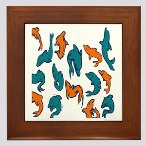 ff034 Framed Tile