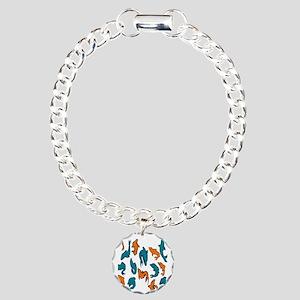 ff034 Charm Bracelet, One Charm