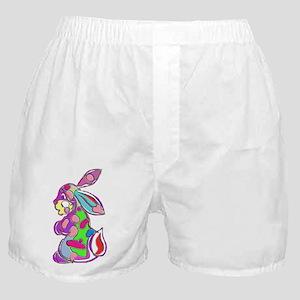 NEON BUNNY Boxer Shorts