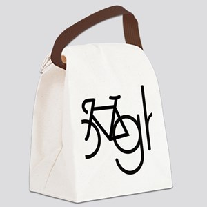 pgh Canvas Lunch Bag