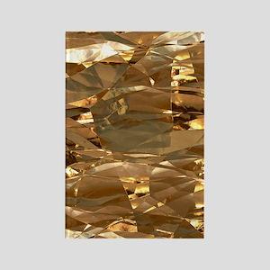 GoldFoil Rectangle Magnet