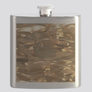 GoldFoil Flask