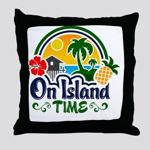 #124 Throw Pillow