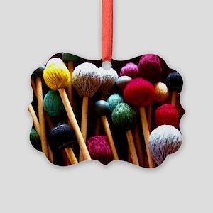 Mallets Picture Ornament