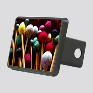 Mallets Rectangular Hitch Cover