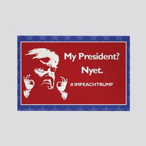 My President? Nyet. Magnets