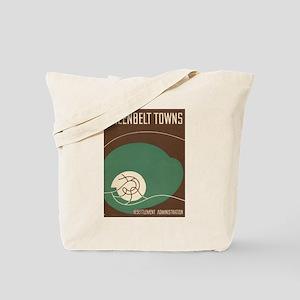 003 GBTowns Tote Bag