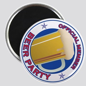 Beer Party Magnet