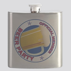 Beer Party Flask