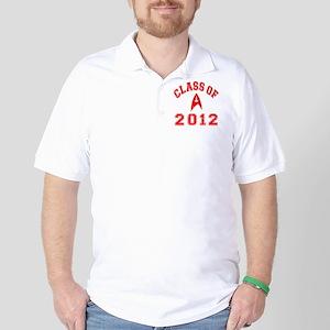 CO2012 Trekkies Red Distressed Golf Shirt