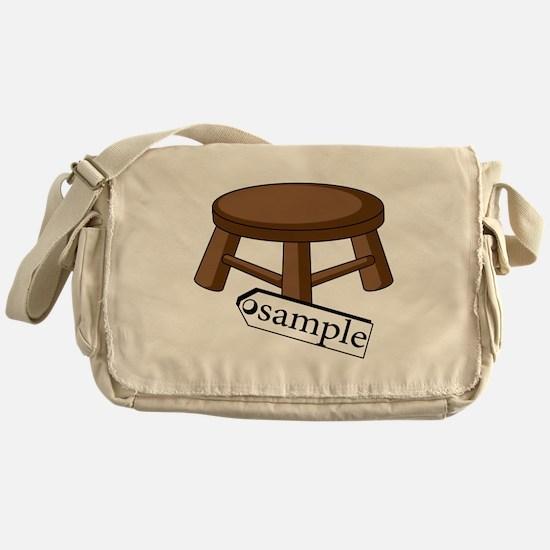 stool Messenger Bag