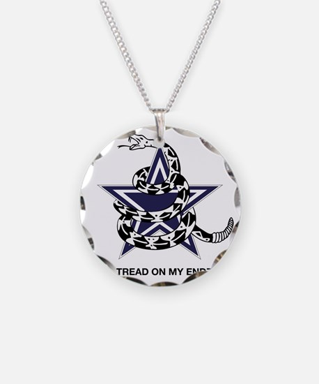 DONT TREAD STAR Necklace