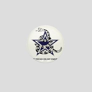 DONT TREAD STAR Mini Button