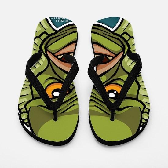 18x13-6_creature_img_bg01 Flip Flops