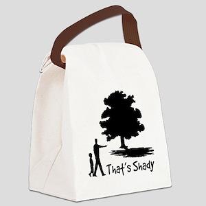 SHADY Canvas Lunch Bag