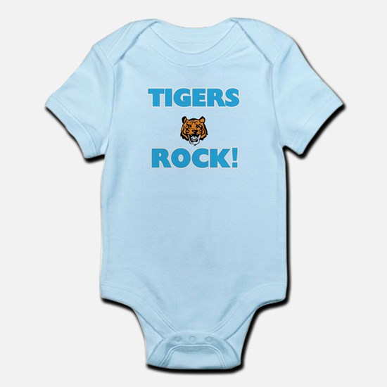 Tigers rock! Body Suit
