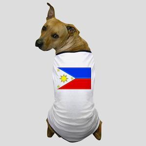Philippine Flag Dog T-Shirt