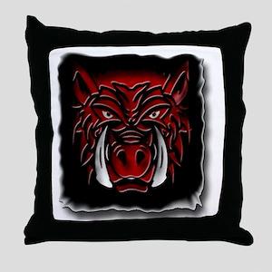 New Face copy Throw Pillow
