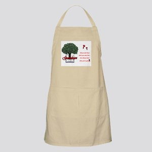 Where You're Going Apron