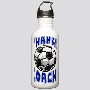 ThxSoccerCoach Stainless Water Bottle 1.0L