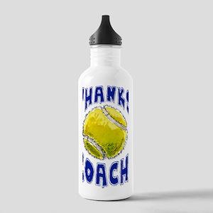 ThxTennisCoach Stainless Water Bottle 1.0L