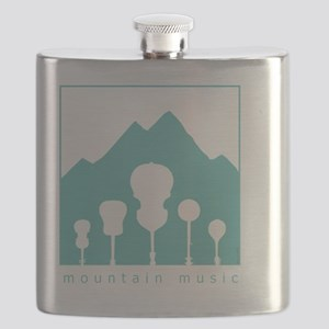 mountain music transparent Flask