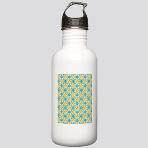SoftballPLFlipFlopsCP Stainless Water Bottle 1.0L