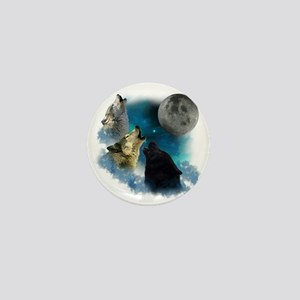 New Wolfs moon 2 Mini Button