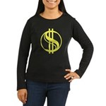 Libertatis Æquilibritas Women's Long Sleeve Dark T