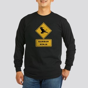 Kanban Ninja - Long Sleeve T-Shirt