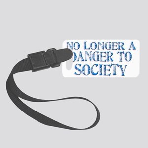 SocietyDanger Small Luggage Tag