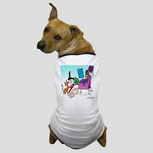 4845_cat_cartoon Dog T-Shirt