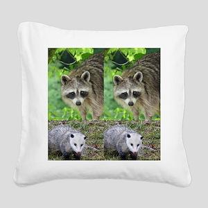 Ra10.526x12.885(203) Square Canvas Pillow