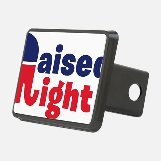 Raised Right Hitch Cover